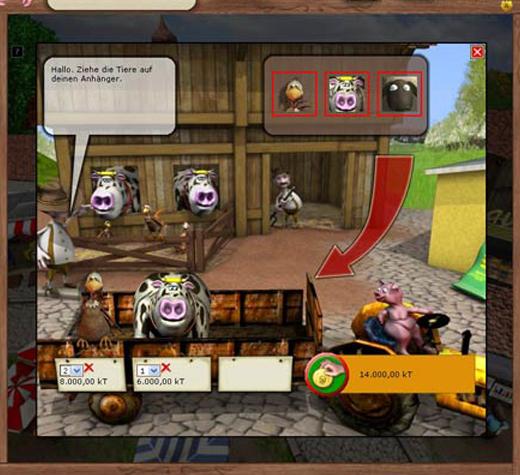 Myfreefarm Das Farmspiel Jetzt Kostenlos Spielen